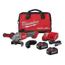 Milwaukee 2883-22 Braking Grinder Kit,Cordless