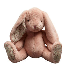Jiggle and Giggle Woodlands Bunny Shaped Filled Cushion