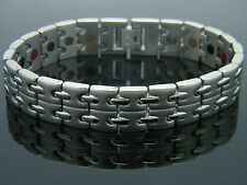 MEN'S SUPER STRONG BIO MAGNETIC HEALING BRACELET  MS522