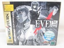 EVE THE LOST ONE Sega Saturn Brand NEW aaac Import JAPAN Video Game ss