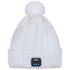 August Epa30 -bluetooth Cap - Winter Beanie Hat With Bluetooth Stereo Headphones