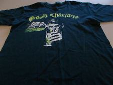 GOOD CHARLOTTE - LOGO T-SHIRT - SMALL -  SEE DESC FOR SIZING