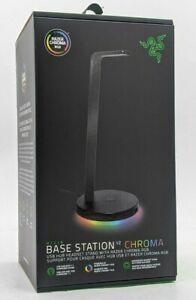 Razer Base Station V2 Chroma USB Hub Headset Stand - RC21-01510100-R3U1 -NR4740