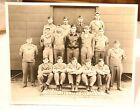 1940's military photograph group of soldiers
