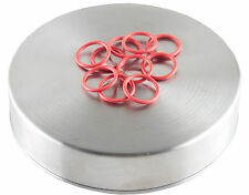 -015 o-ring 10 pack | hardness 70 | red color coded oring by Flasc Paintball