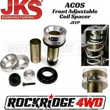 Acos Front Adjustable Coil Spacers Jeep Grand Cherokee ZJ 1993-98 JKS PAIR USA