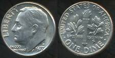 United States, 1977-D Dime, Roosevelt - Uncirculated