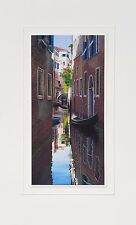 """Evelyne Brigeois, """"Afternoon in Venice """", Ltd giclee, from a watercolor painting"""