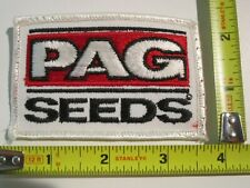 PAG SEEDS SEW-ON PATCH