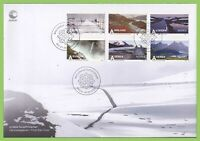 Norway 2010 Tourism  set on First Day Cover