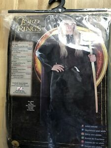 Adult Licensed Lord Of The Rings Legolas Mens Fancy Dress Costume Party Outfit.