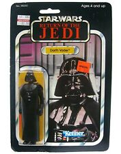 Vintage 1983 Kenner Star Wars Darth Vader Clear Bubble Mint on Card MOC