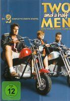 Two and a half Men - Die komplette zweite Staffel ( Season 2 ) DVD Charlie Sheen