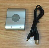 DYNEX DX-C102201 Mini-B USB Cable 3/' FEET