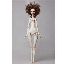 1/4 BJD Doll SD Doll Girl Resin Bare Unpainted Doll +Free Eyes + Face Makeup HOT