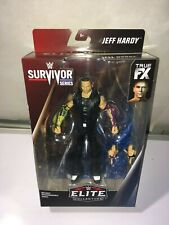 WWE Elite Jeff  Hardy  Action Figure Survivor Series new