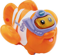 VTech Tut Tut Baby Badewelt Clownfisch Spielzeug Badewannen Kinder