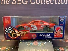 DALE EARNHARDT #3 COCA-COLA Winners Circle RED NASCAR 1/24 1998