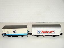 Roco H0 Güterwagen BMW & Roco