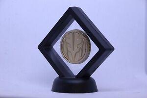 Mighty Morphin Power Rangers Power Coin White Ranger Tigerzord Legacy Gold