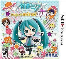 Hatsune Miku: Project Mirai DX (Nintendo 3DS, 2015) Video Games & Consoles > Vid