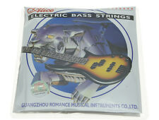 Light 4 String Electric Bass Strings Bass Guitar Strings Nickel Alloy Wound