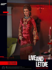 """James Bond: Live and Let Die - Solitaire 12"""" 1:6 Scale Action Figure"""