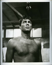 Tony Curtis original photo bare chested The Outsider 1961