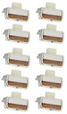 New Lot of 10 Power Switch Button For Samsung Galaxy S4 S3 S2 4.0MM