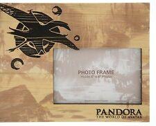 Disney Pandora the World of Avatar Banshee Wood 4x6 Picture Photo Frame