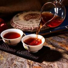 Yunnan Puerh tea Pu'er ripe tea Jinmao Gong cake brown tree cooked old tea cake