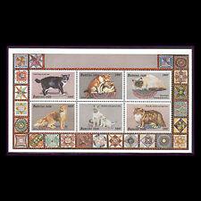 Burkina Faso, Sc #1148, MNH, 1999, S/S, Cats, animals, 6ADDD