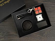 Mental Dice (Cube) 2.0 by H.Z Magic Illusions Mentalism Close up Magic Tricks