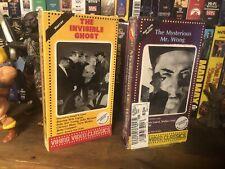 Bela Lugosi VHS 2 Pack (1986 Viking Video Classics dist.)