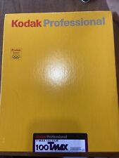 "Kodak T-MAX100 8x10"" B&W Film EXP 08/2008 Open Box 35+ Sheets Large Format"