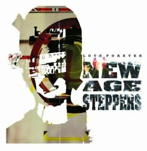 New Age Steppers - Love Forever ON-U SOUND CD NEU OVP