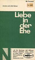 Jerome E Julia Rainer - Liebe IN Il Prima #B2004916