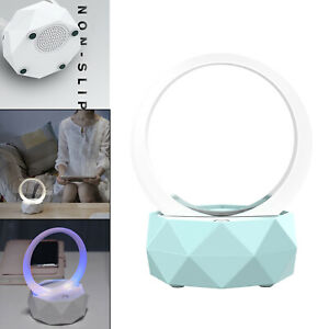 Bluetooth LED Wireless Speakers Rechargeable Colorful for Home Tablet Phones