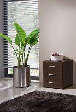 Wardrobe German made Walnut Black Wimex 5 Doors & 3 Drawers 7 Star Furniture