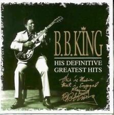 CD musicali disco blues b.b. king