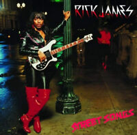 Rick James : Street Songs CD Bonus Tracks  Album (2002) ***NEW*** Amazing Value