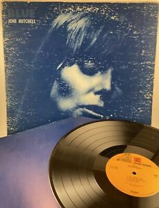 JONI MITCHELL - Blue/VINYL LP/Reprise/Vg,Fair/Original Press