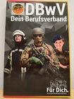 Notiz-Buch Kalender 2022 Bundeswehr Verband DBwV Bw Heer Einsatz Lw Schreib-Heft