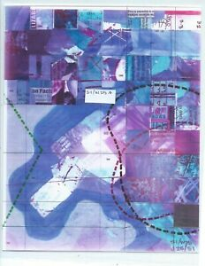 Jerry's Map original panel S1/W25 Gen VI