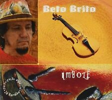 Beto Brito - Imbole [New CD] Brazil - Import