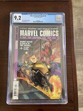 Marvel Comics Presents #6 CGC 9.2  1st Rien Wolverine Logan's Daughter