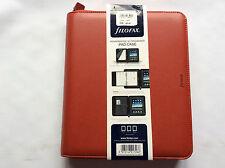 Filofax Pennybridge A5 organiser and Ipad universal  case red