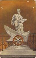 Washington DC - US Capitol - National Statuary Hall - Franzoni's Clock - History