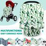 Breastfeeding Baby Nursing Cover Infant Stroller Car Seat Scarf Canopy Blankets