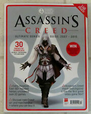 ASSASSIN'S CREED Ultimate Series GUIDE 2007-2015 VIDEO GAME FILM 148 Pages NEW